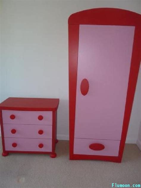 mammut wardrobe and chest of drawers furniture set 163
