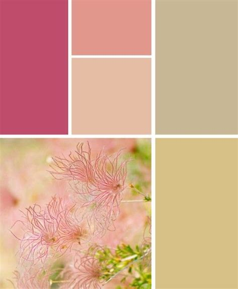 shabby chic colour schemes shabby chic color palette i think this would be a