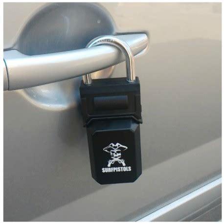 cadenas a code avec cle surfpistols cadenas cl 233 surfpistols antivols windsurf