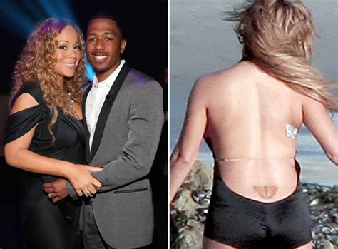 nick cannon tattoo of mariah name tattoos you ll always be a part of me
