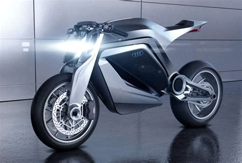 Audi Motorcycle by Audi Motorrad Motorcycle Concept Hiconsumption