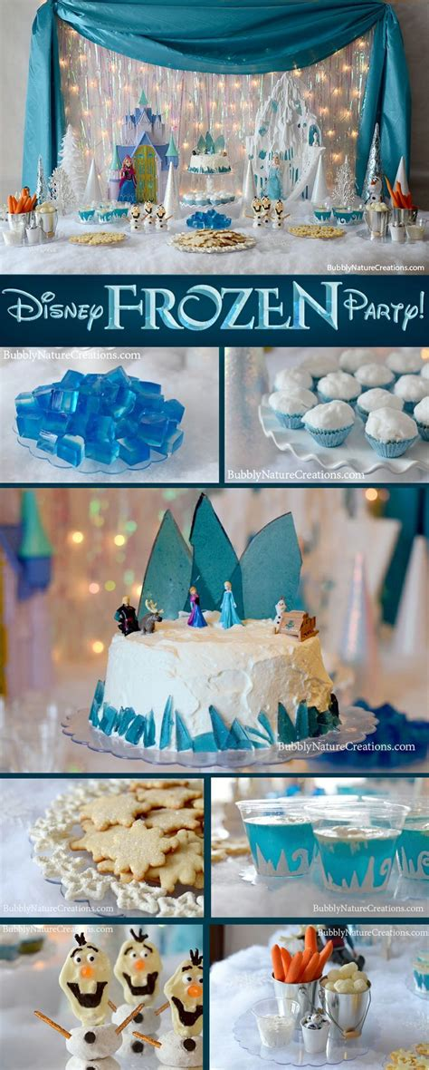 frozen themed party kelso disney frozen birthday party theme my sweet soiree