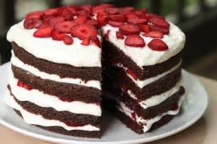 chocolate strawberry cake car interior design