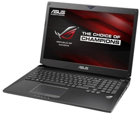 Laptop Asus Rog G750jz Xs72 Asus Republic Of Gamers G750jz Xs72 Review