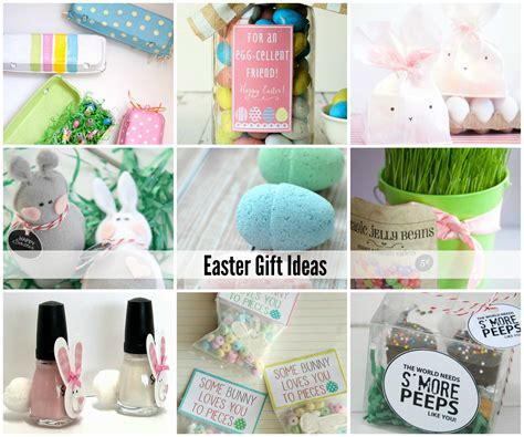 easter present ideas diy easter gift ideas the idea room