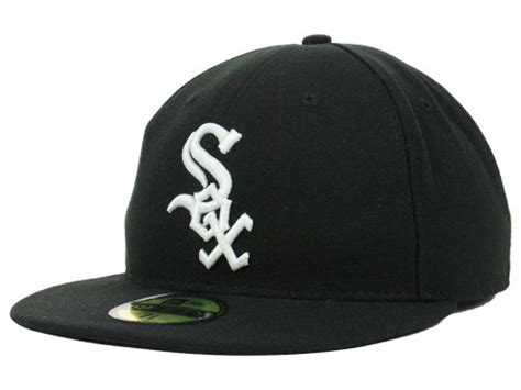 chicago white sox new era mlb authentic collection 59fifty