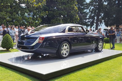 rolls royce rolls royce sweptail probably the most expensive car