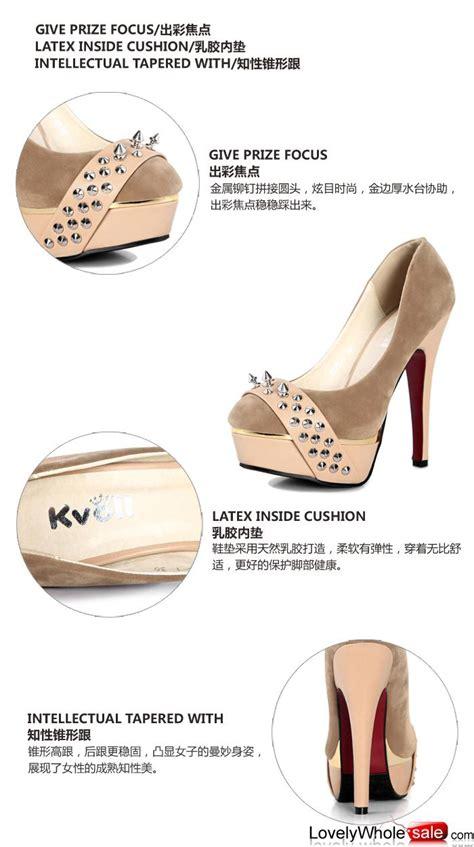 New Kvoll Size 34 42 R18 wholesale kvoll shoes pumps apricot pumps shoes