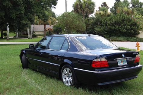 2001 bmw 740il review 2001 bmw 740il images pictures and