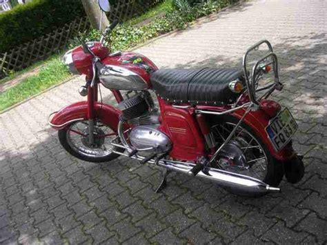 Motorrad Auspuff Einfahren by Jawa Motorrad Oltimer 354zig 900km Bestes Angebot