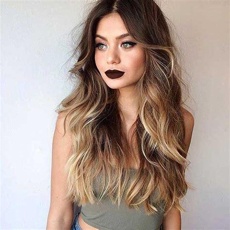 stunning highlights for dark brown eyes 27 stunning blonde highlights for dark hair page 2 of 3