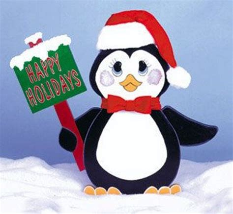 50 adorable penguin christmas decorations from pinterestif