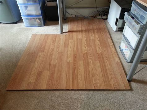 Expanding Foam Under Laminate Flooring