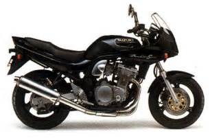 Suzuki Gsf 600 Bandit Parts Suzuki Gsf600 And Gsf600s Model History