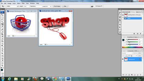 tutorial photoshop cs3 menggabungkan 2 foto menggabungkan dua gambar dengan adobe photoshop cs3
