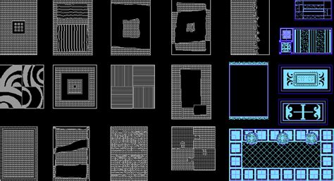 carpets dwg block  autocad designs cad