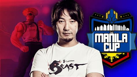 daigo the beast umehara fighting gamers volume 1 books daigo umehara set to compete at manila cup 2017 mineski net