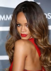 what color is rinna s hair women s hairstyles rihanna mocha brown hair color caramel honey highlights 2015 hair color