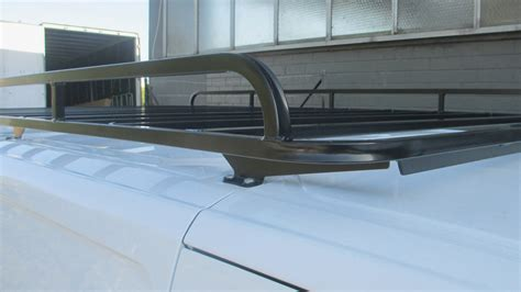 Custom Roof Rack ford transit roof racks