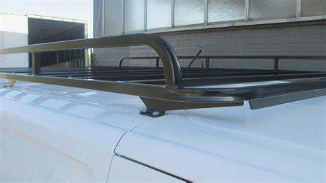 Using Roof Racks by Ford Transit Roof Racks