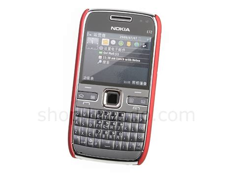 Casing Nokia E72 E 72 Tanpa Tulang Cassing Chasing Kesing Chassing nokia e72 rubberized back