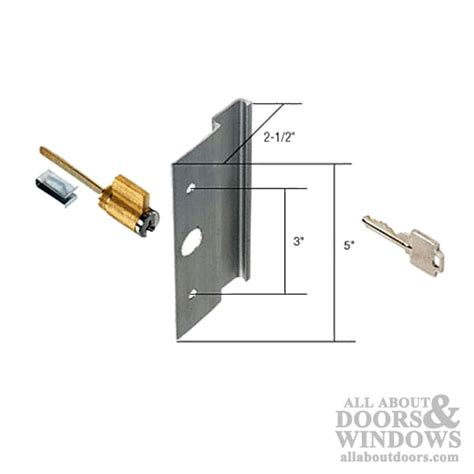 external pull and key lock sliding patio door international aluminum