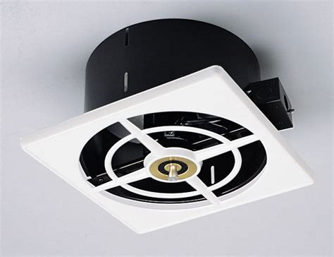 Nutone Kitchen Ceiling Exhaust Fans by 50s Style Nutone Ceiling Wall Fan Solves Your Exhaust