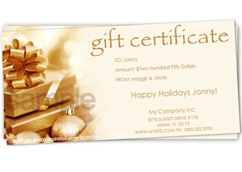 doc 572406 doc578248 editable gift certificate template