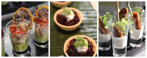 easy vegetarian canapes canapes verrines the church wedding receptions