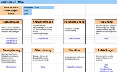 Vorlagen Und Muster Zum Erstellen Eines Businessplans Businessplan Erstellen