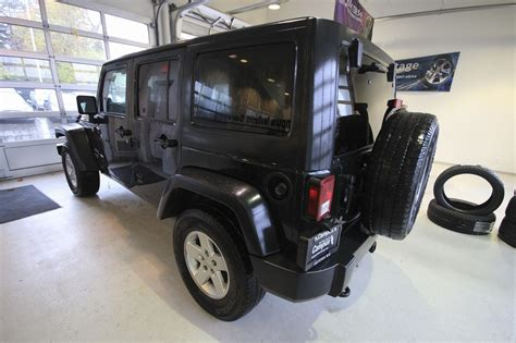 Nissan Jeep 2012 2012 Jeep Wrangler Unlimited Sport 4wd 25990