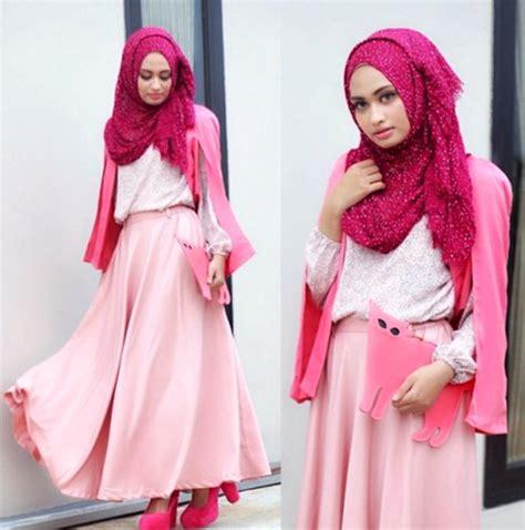 Baju Muslim Ethica Remaja 15 Model Baju Muslim Lebaran Terbaru Untuk Remaja Mewah
