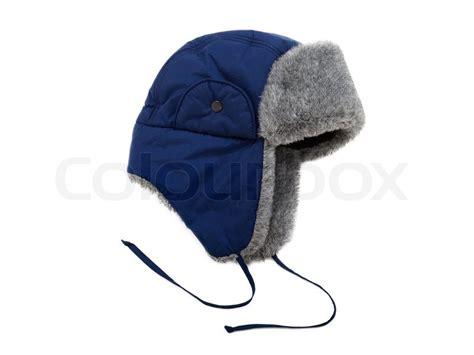 Chapeau Claudette Headwear For Season by Cold Winter Season Clothing Woven Fur Hat Or Cap Stock
