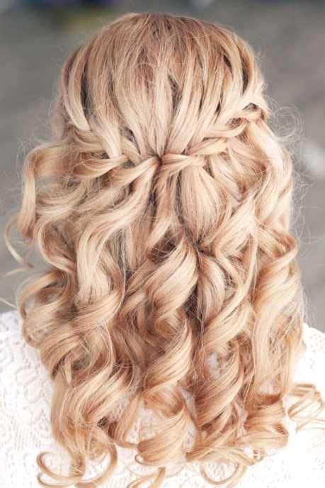 Hochzeitsfrisuren Mittellanges Haar Offen by Abschlussball Frisuren Mittellange Haare Offen Http