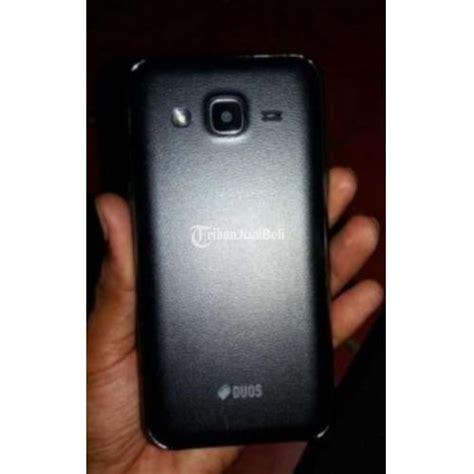 Harga Samsung J2 Tangerang handphone samsung galaxy j2 fullset hitam bonus