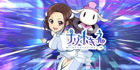 anime baru anime baru nazotokine perlihatkan key visual umumkan