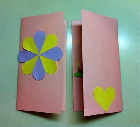 handmade mothers day cards step by step pop up mother s day card 183 how to make a pop up card