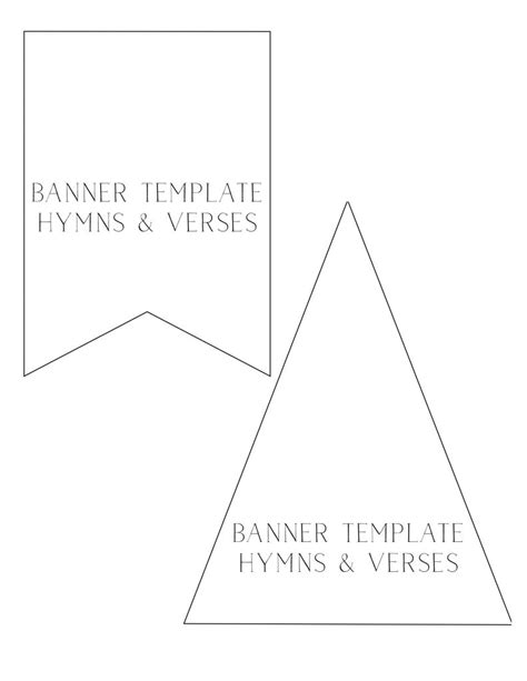 How To Make A Fabric Banner That Won T Fray Hymns And Verses Banner Html Template