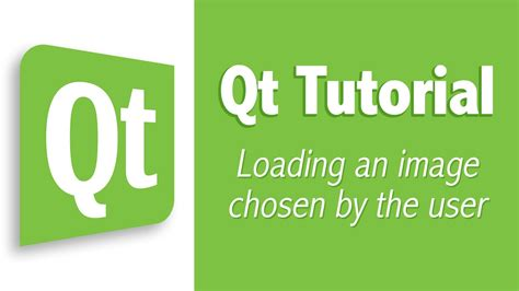 qt undo tutorial loading a user s image on a qlabel c gui with qt