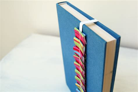 Cool Handmade Bookmarks - how to make bookmarks craft snob