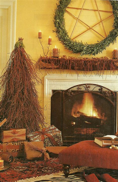 pagan home decor pagan christmas holiday crafts pinterest