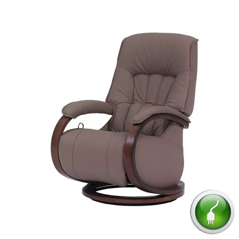 small electric recliner himolla cumuly mosel small midi electric recliner at