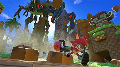 Nintendo Switch Sonic Forces Bonus Edition sonic forces bonus edition nintendo switch import it all