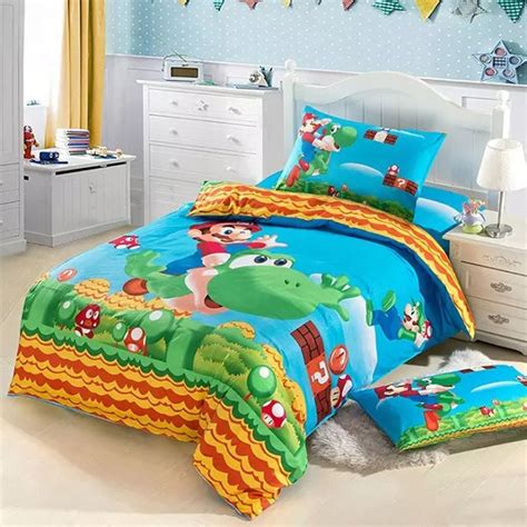 minecraft bedding for kids children 3d bedding set minecraft creeper kids bed set