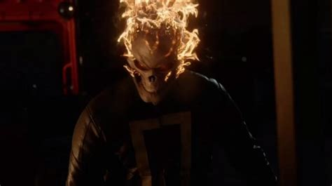ghost rider looks on quot marvel s agents of s h i e l