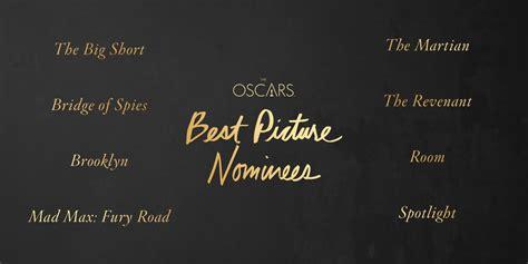 oscar best film odds 2016 oscar winner predictions awardswatch