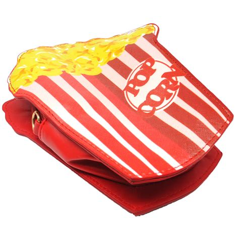 Tas Selempang 3d Bag tas selempang wanita 3d bag model pop corn