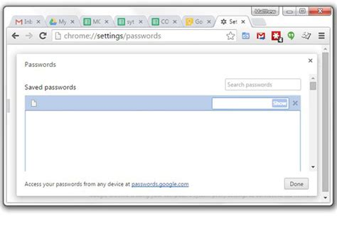 google images view saved how to view saved passwords in google chrome solve your tech