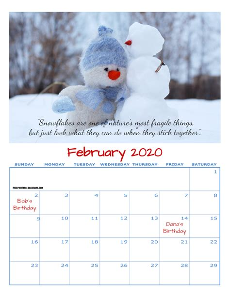 make personalised calendar free free 2020 personalized calendar free printable calendars