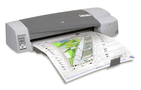 Printer Hp A1 end of line hp designjet range from design supply